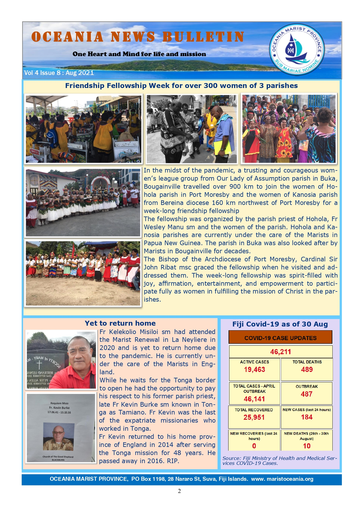 Oceania Bulletin Vol 4 Issue 8 Aug Eng page 0002