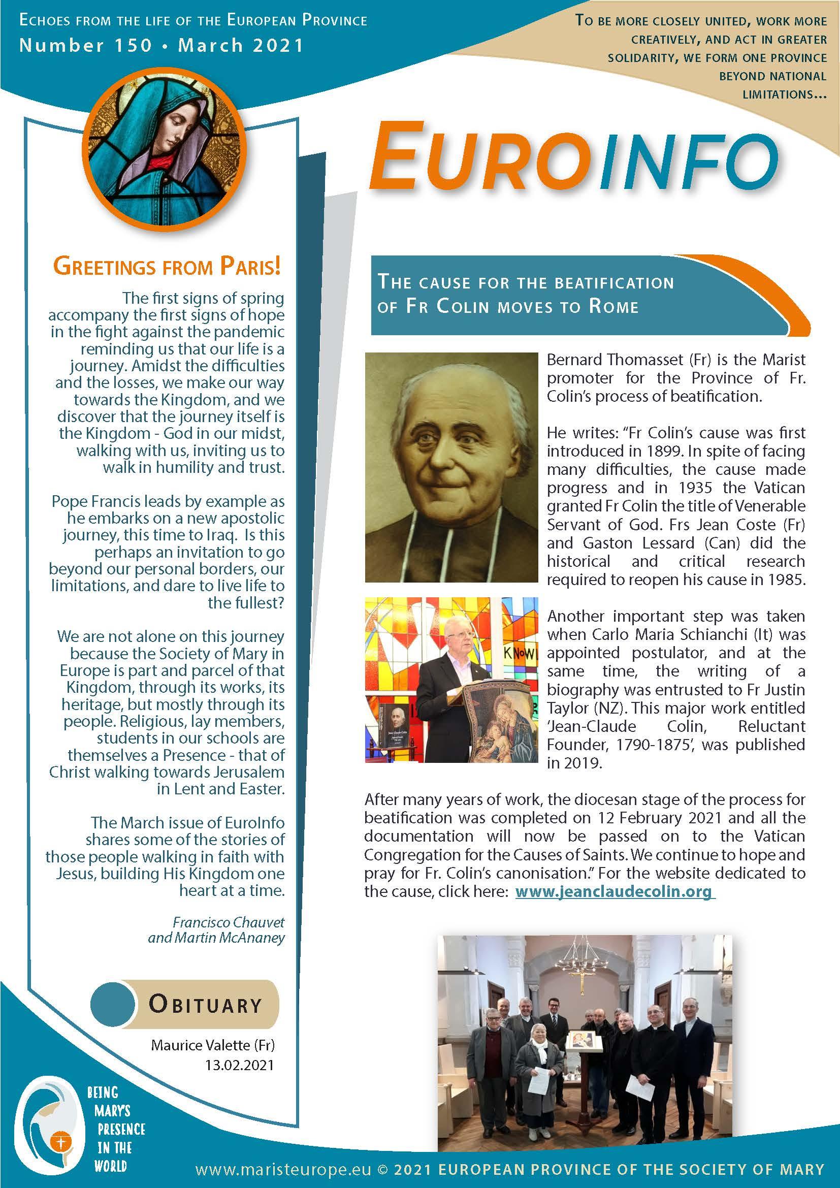 EuroInfo 150 EN Page 1