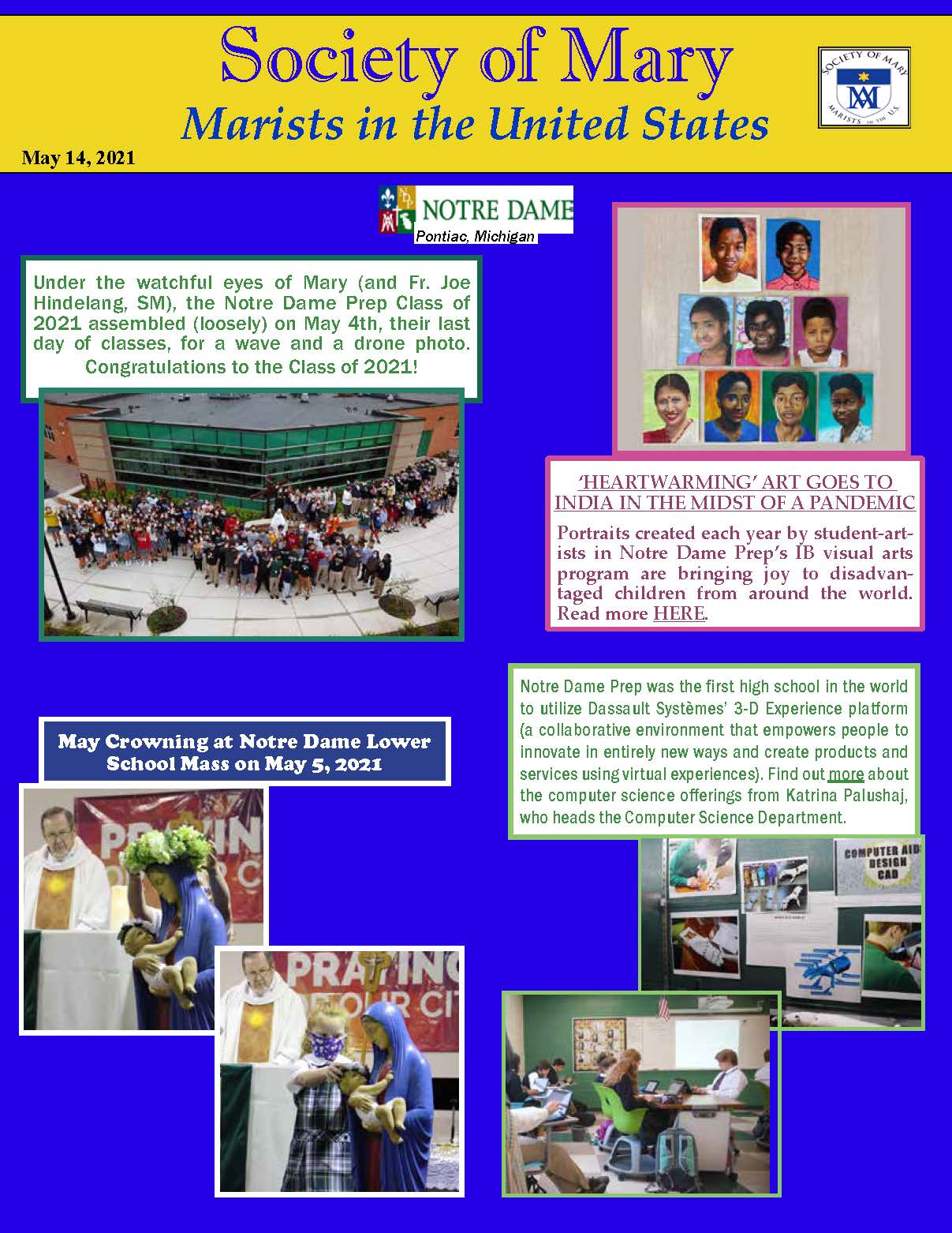 SM E Newsletter 05 14 2021 Page 1