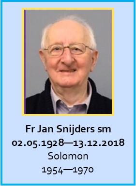 Jan Snijders