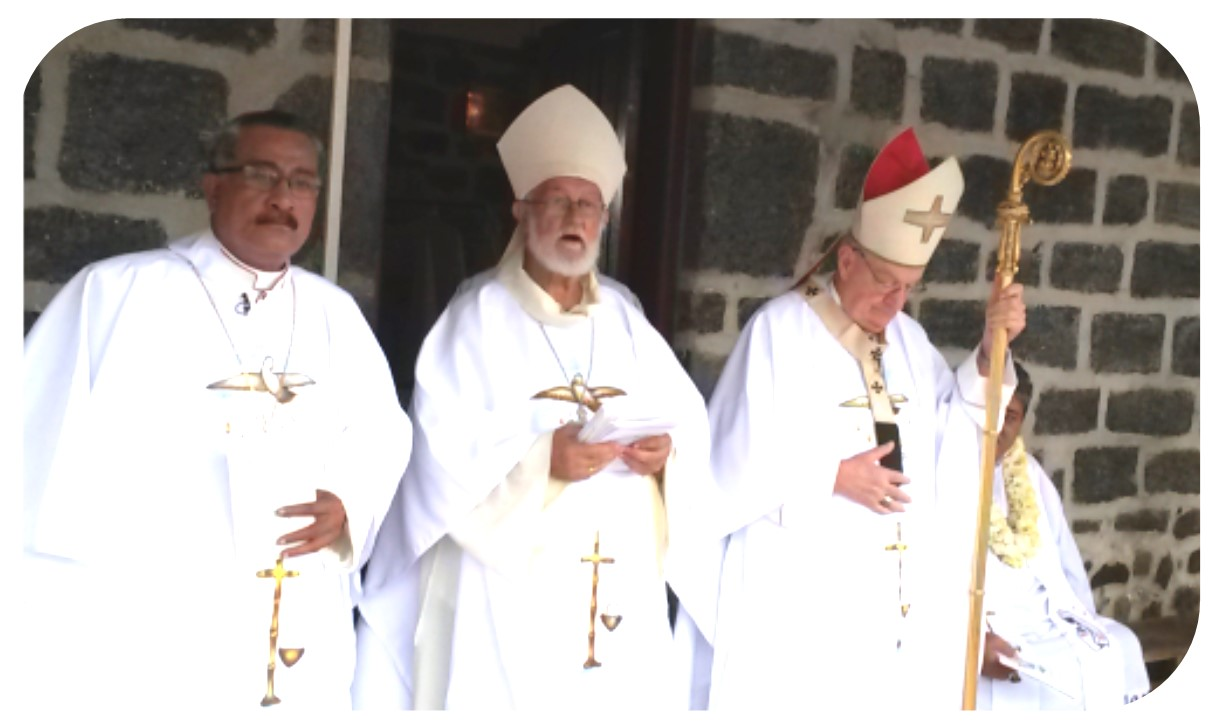 with two bishops