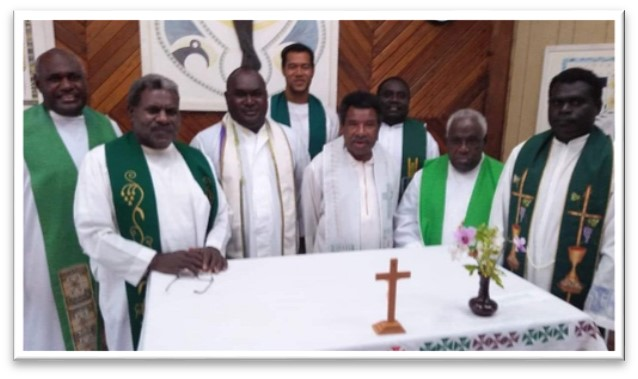Bougainville annual