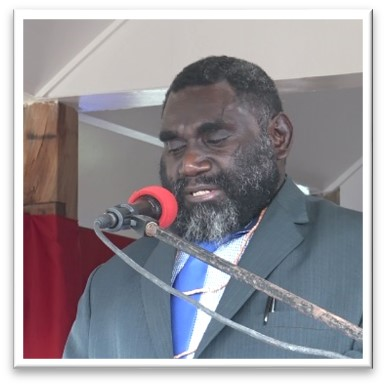 Bougainville president
