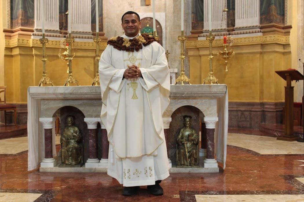 Sam ordained