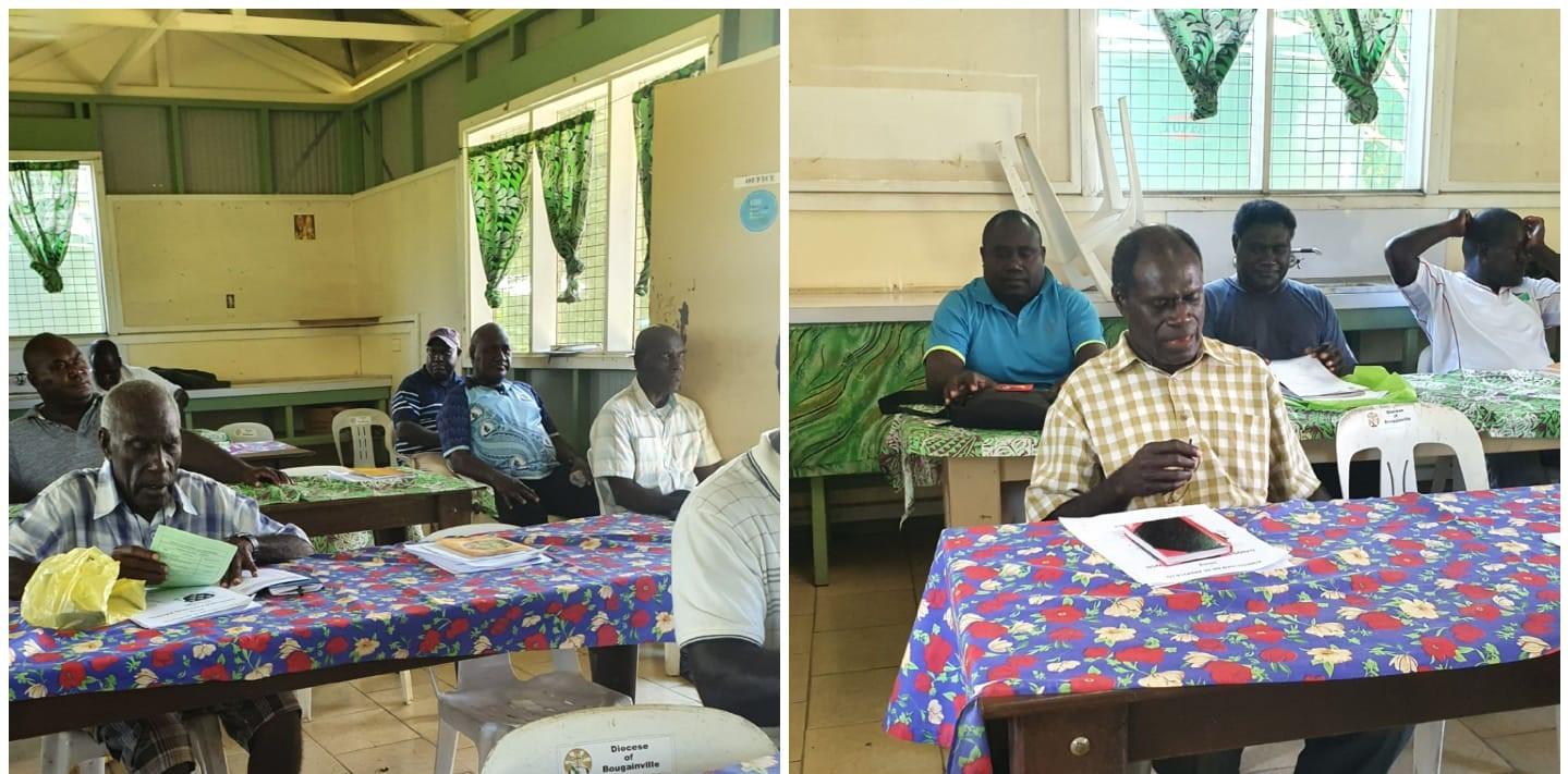 Priests senate Bougainville2